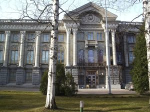 Consular Section of the Embassy of the Russian Federation in Finland - Helsinki